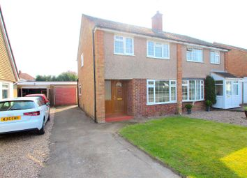 Thumbnail 3 bed semi-detached house for sale in Regents Walk, Leicester Forest East, Leicester