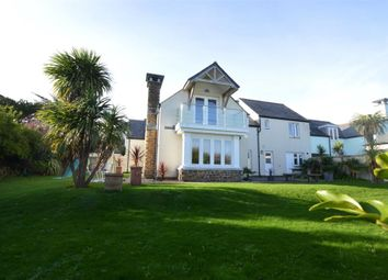 Thumbnail 5 bed link-detached house for sale in Trinity Watch, Higher Trewidden Road, St. Ives, Cornwall