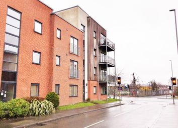 Thumbnail 1 bed flat to rent in 3 Penstock Drive, Cliffe Vale, Stoke-On-Trent, Staffordshire