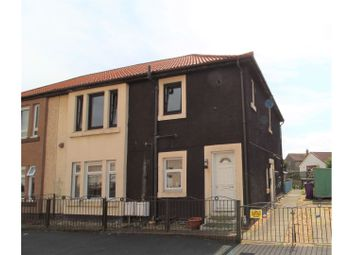Thumbnail 2 bed flat for sale in Eglinton Place, Kilwinning