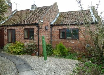 Thumbnail 1 bed cottage to rent in Horseshoe Cottage, Station Road, Wistow