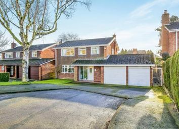 Thumbnail 4 bed detached house for sale in Westfields Rise, Woore, Crewe, Shropshire