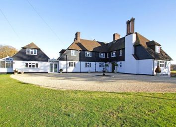 Thumbnail 10 bed equestrian property for sale in Orltons Lane, Rusper, Horsham, West Sussex