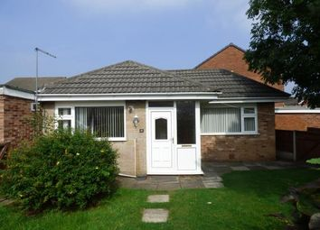 Thumbnail 1 bed bungalow for sale in Somerset Way, Woolston, Warrington, Cheshire