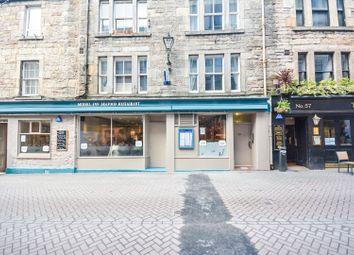 Thumbnail 1 bedroom flat for sale in Rose Street, Edinburgh