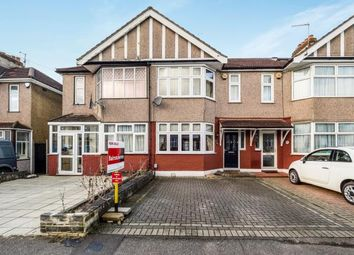 Thumbnail 4 bed terraced house for sale in Woodford, Green, Essex