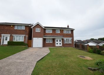 Thumbnail 5 bedroom detached house for sale in Balmoral Close, Pontefract