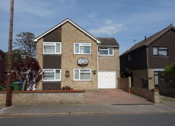 Thumbnail 3 bed detached house for sale in Sunningdale Avenue, Pakefield, Lowestoft