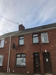Thumbnail 3 bedroom terraced house to rent in Jenkin Street, Bridgend