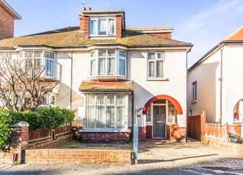Thumbnail 4 bed semi-detached house for sale in Hove Street, Hove