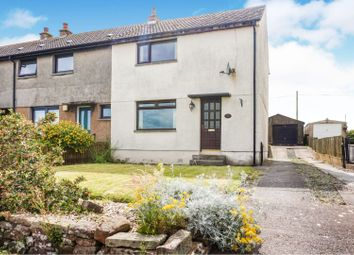 Thumbnail 2 bed end terrace house for sale in Warmanbie Road, Annan