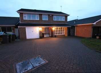Thumbnail 4 bedroom detached house to rent in Longleat, Great Barr, Birmingham