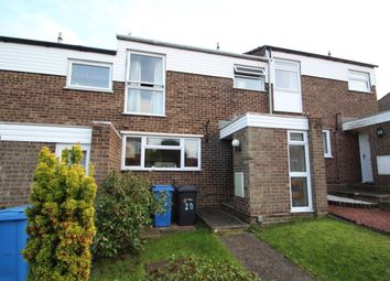 Thumbnail 3 bed terraced house for sale in Fritton Close, Ipswich