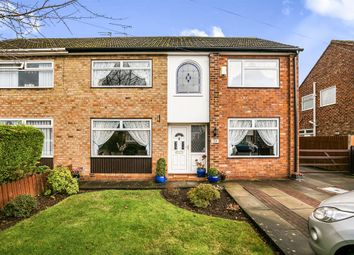 Thumbnail 4 bed semi-detached house for sale in Adaston Avenue, Eastham, Wirral