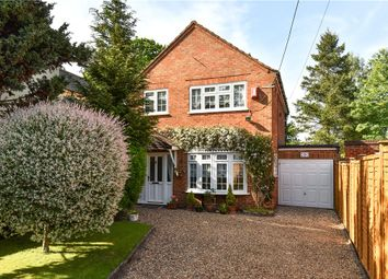Thumbnail 3 bed detached house for sale in Darby Green Road, Blackwater, Surrey