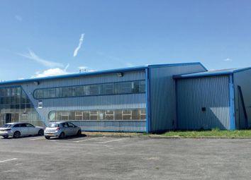 Thumbnail Industrial to let in Rassau Industrial Estate, Rassau, Ebbw Vale