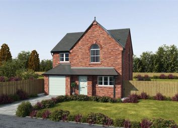 Thumbnail 4 bed detached house for sale in Plot 11 (Detached House), Thornedge Development, Station Road, Cumwhinton