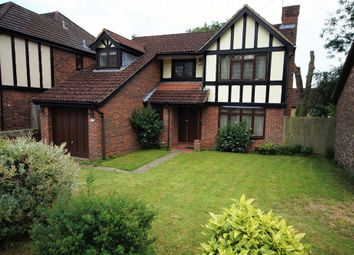 Thumbnail 4 bedroom detached house for sale in Kerris Way, Earley, Reading, Berkshire