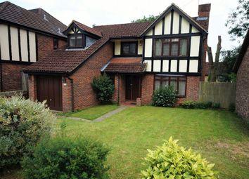 Thumbnail 4 bedroom detached house for sale in Kerris Way, Earley, Reading, Berkshire