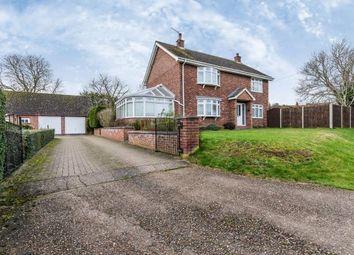 Thumbnail 3 bed detached house for sale in Foulsham, Dereham, Norfolk