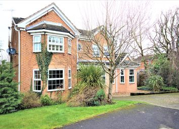 Thumbnail 5 bed detached house for sale in Kendray Close, Belper