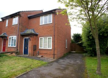 Thumbnail 2 bed property to rent in Leys Field Gardens, Chellaston, Derby
