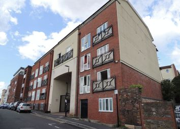 Thumbnail 2 bed flat for sale in Midland Mews, Waterloo Road, Old Market, Bristol