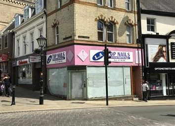 Thumbnail Retail premises to let in 1 Sheep Street, Wellingborough, Northamptonshire
