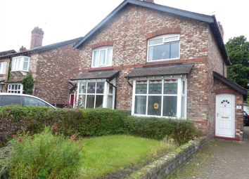 Thumbnail 2 bed semi-detached house to rent in Dean Row Road, Wilmslow, Cheshire