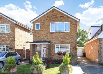 Thumbnail 3 bed detached house for sale in Knaphill, Woking