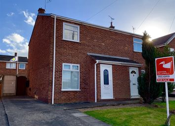 Thumbnail 2 bed semi-detached house for sale in Sookholme Road, Shirebrook, Mansfield