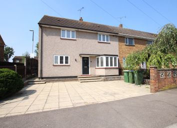 3 bed end terrace house to rent in Cloudesley Road, Slade Green, Erith DA8
