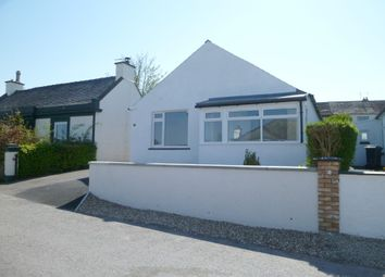 Thumbnail 2 bed bungalow for sale in 9 Westfield Road, Dumfries