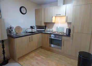 Thumbnail 2 bed flat for sale in Llys Marcwis, Ffordd Caergybi, Llanfairpwllgwyngyll, Sir Ynys Mon
