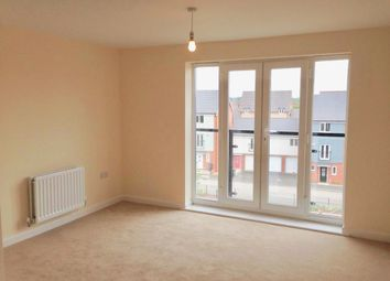 Thumbnail 2 bed flat to rent in Onex Cresent, Leicester
