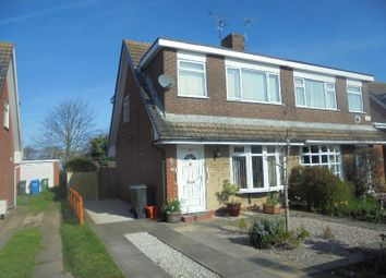 Thumbnail 3 bed semi-detached house for sale in Pen Y Maes, Rhyl