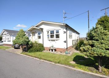 Thumbnail 2 bedroom mobile/park home for sale in Greenfield Park, Freckleton, Preston, Lancashire