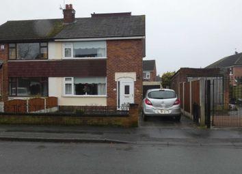 Thumbnail 3 bed semi-detached house for sale in Devonshire Road, Padgate, Warrington