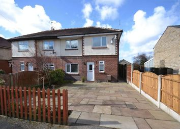 Thumbnail 4 bed semi-detached house for sale in Lathom Avenue, Parbold, Wigan