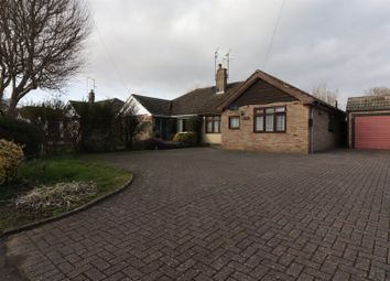Thumbnail 2 bedroom semi-detached bungalow for sale in Shenley Hill Road, Heath And Reach, Leighton Buzzard