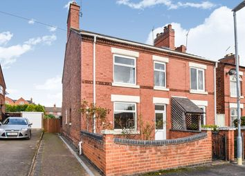 Thumbnail 3 bed semi-detached house for sale in Grange Road, Ibstock