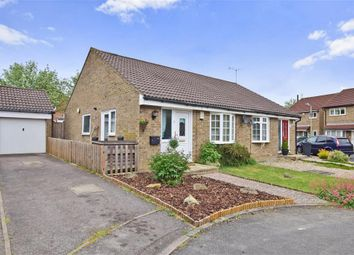 Thumbnail 2 bed bungalow for sale in Hawks Way, Ashford, Kent