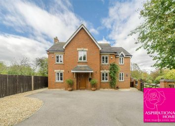 Thumbnail 4 bed detached house for sale in Wetenhall Road, Stanwick, Northamptonshire