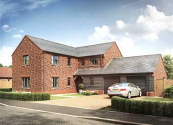 Thumbnail 4 bed detached house for sale in Turnpike Road, Whaplode