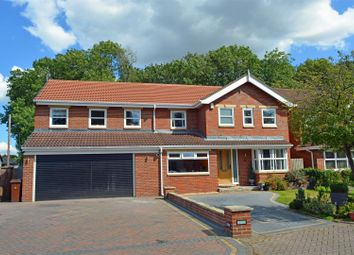 Thumbnail 5 bed detached house for sale in Pavilion Gardens, Scunthorpe