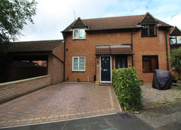 Thumbnail 2 bedroom end terrace house for sale in Lower Meadow, Cheshunt, Waltham Cross