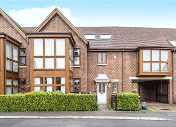 Thumbnail 5 bed semi-detached house for sale in Lakeside Drive, Chobham, Woking, Surrey