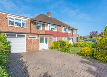 Thumbnail 4 bed semi-detached house for sale in Chandos Avenue, Southgate