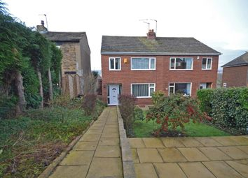 Thumbnail 3 bed semi-detached house for sale in Gagewell View, Horbury, Wakefield