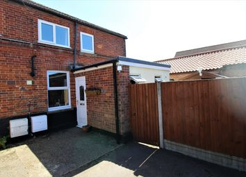 Thumbnail 3 bed end terrace house for sale in Station Road, Attleborough